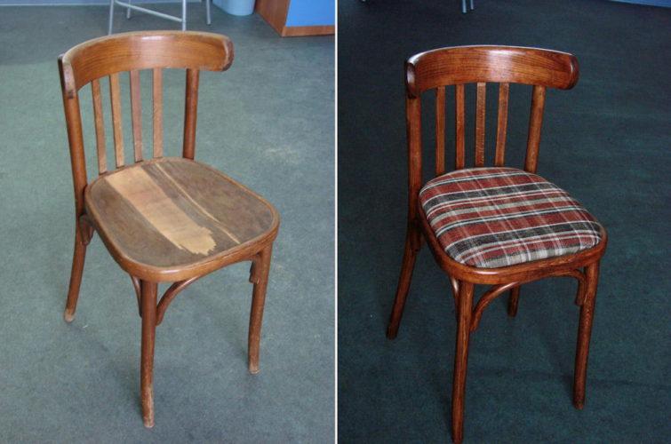 Ремонт стула
